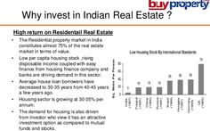 Why #Invest In Indian Real Estate #property #realestate #propertynews #realestatenews #indiarealestate #realestateinindia #propertyinvestment #realestateinvestment #propertyinindia #propertiesinindia #propertyinindiaforsale #investment  know more at http://www.buyproperty.com/
