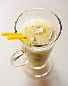 Cómo hacer smoothies, batidos de fruta con Thermomix. Batido de melón y limón « Trucos de cocina Thermomix