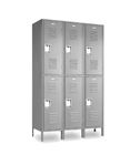 $487.53-613.53 Penco Locker Double Tier 3-Wide Penco has been building lockers for decades that last for decades, and the Vanguard line is the embodiment of what it takes to withstand the daily use typically given to a locker.