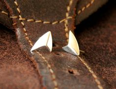 Star Trek earrings star trek insignia earrings by jewelsculpts