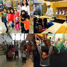 سعدنا بزيارة طلبة مدرسة ليتل فيت لـ #سيفكو #Saveco Welcomes Little Feat Playschool