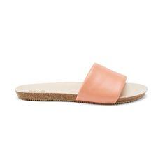 Introducing Stitch Fix Shoes: Pastel Slip-On Sandals