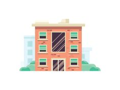 House  by Berin Catic #Design Popular #Dribbble #shots