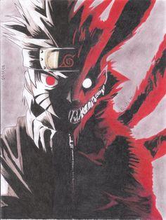 #Naruto Uzumaki...kyuubi...