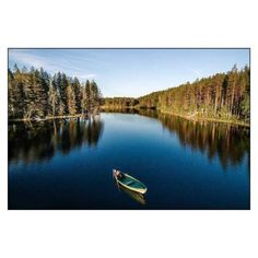 I spent a weekend at a cottage next to the most beautiful lake in photographer Lauri Kaikkonen( tells us Finland is known as the land of thousand lakes. Ive had a shot like t Contemporary Photography, Finland, Insta Pic, Most Beautiful, Boat, Vacation, Landscape, Places, Opportunity