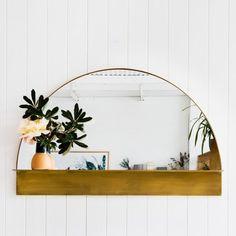 Cute mirror/shelf