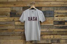 Rasa block print t shirt