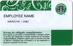 Spain's Employee Card - Closer Look!