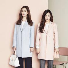 #tts #taetiseo #taeyeon #tiffany #seohyun #mixxo #2016 #spring #summer #fashion
