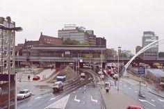 Rotterdam<br />Station Blaak, september 1993