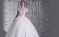 Chrystelle Atallah 2014 collection - Bridal