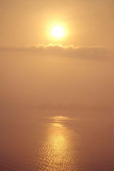 A stunning Vietnam sunrise.