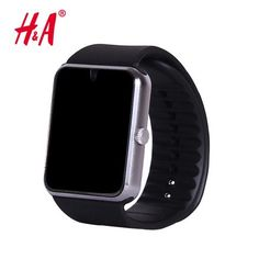 Smart Watch GT08 Clock Sync Notifier Support Sim Card Bluetooth Connectivity for Apple iphone Android Phone Smartwatch