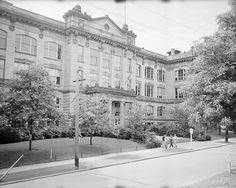 Queen Anne High School, 1952 by Seattle Municipal Archives, via Flickr