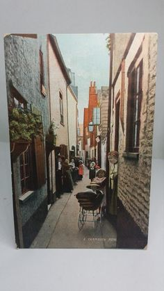 A Yarmouth Row Great Yarmouth Norfolk UK Unused Antique Postcard Great Yarmouth, Privacy Settings, Norfolk, Great Deals, The Row, Antiques, Postcards, Paintings, Etsy Shop