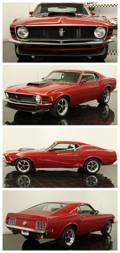 Check out this legendary Mustang Boss 429 #MusclecarMonday