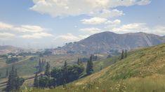 Rockstar Games Gta, Nature View, Grand Theft Auto, Gta 5, Nice View, View Photos, Hd Wallpaper, Mountains, World