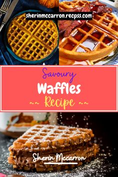 Perfect Image, Perfect Photo, Love Photos, Cool Pictures, Savory Waffles, Waffle Recipes, Awesome, Food, Ideas