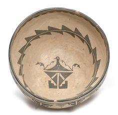A Cochiti bowl