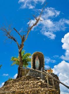 Blessed Virgin Mary Grotto - Boracay Island, Phillipines