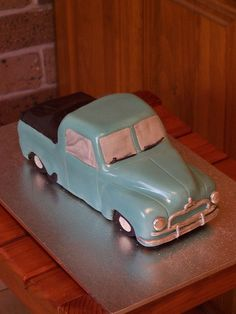 FJ Holden ute cake!