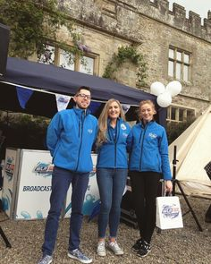Geoff and the #StreetTeam are at the @towersandtales festival in Lismore Castle today. This creative festival celebrates children's books and stories there's lots of fun activities happening here today so be sure to come along and say hello