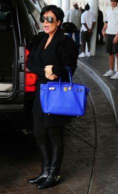 Kris Jenner Photos - Kris Jenner Arriving At Her Hotel In Miami - Zimbio