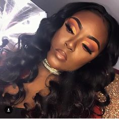"""1,195 Likes, 12 Comments - Makeup For Black Women (@makeupforblackwomen) on Instagram: """"We are now live on facebook with @bmarie___ . Click the link in our bio to tune in  now…"""""""