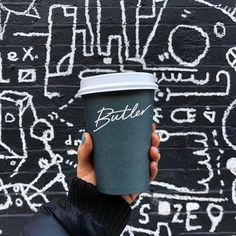 Country: 🇺🇸 Location: New York Cafe: Take Away Coffee Cup, Coffee Cups, New York, Mugs, Country, Tableware, Instagram, Coffee Mugs, New York City