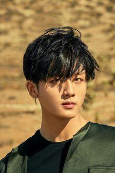 Actualización en el Naver Music con SF9 Foto especial #YoungBin