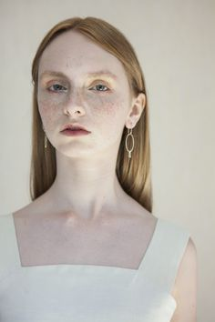 Anna Lawska Jewellery / collection - closeness - / model - Maria Model Plus / photo - Katarzyna Tur