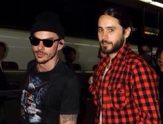 oh those sexy Leto brothers!❤️❤️