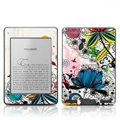 Skin for a Kindle Touch