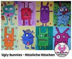 Teacher In Wonderland: Ugly Bunnies - Hässliche Häschen
