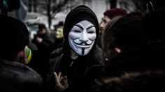 Dragon City, Guy Fawkes, Attentat Paris, Police Radio, Cyber Warfare, Atlanta Police, Church Of Scientology, Doi Song, Hacker Wallpaper