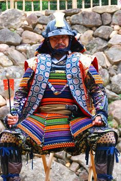 Samurai actor, Matsue Castle, Shimane, Japan | Flickr - Photo Sharing!