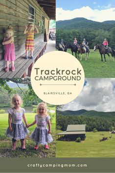 Trackrock Campground & Stables Travel Trailer Camping, Adventure Awaits, Campsite, Stables, Campers, Vacations, Places To Go, Camping, Camper Trailers