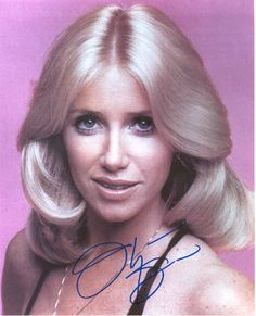 Entertainment Memorabilia Strict Suzanne Somers Signed Autographed Photo Television