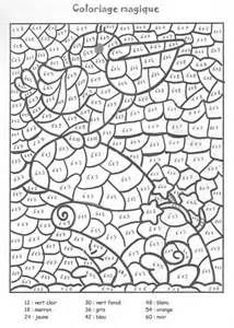 Coloriage Magique Table Du 5.Coloriage204 Coloriage Magique Tables De Multiplication