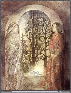 Рисунки Суламифь Вулфинг - Записная книжка