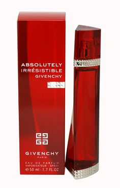 Absolutely Irresistible Perfume by Givenchy for Women.