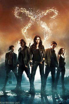 City of bones : the mortal instruments http://alittlebitofliterature.blogspot.co.uk/2013/12/top-3-movie-adaptations-of-2013.html