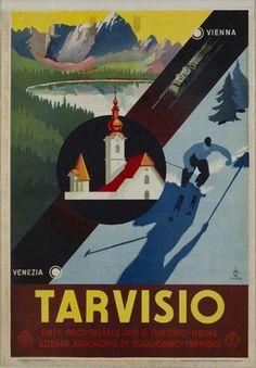 Tarvisio - Idea Metodo Arte, 1936-1937