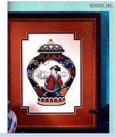 528f3d66f 32 Best cross stitch asian images | Embroidery patterns, Counted ...