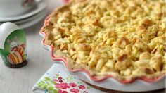 házi almás pite Macaroni And Cheese, Ethnic Recipes, Food, Mac And Cheese, Eten, Meals, Diet