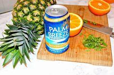 Palm Breeze Pineapple Mandarin Orange Drink Recipe