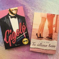 ¿Y lo bien que quedan los dos juntos?  #gigoló #tuúltimobeso #josedelarosa #titania #amour #edicionesurano