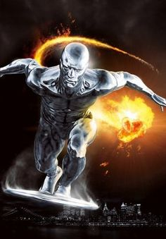 Rise of the Silver Surfer 2007 Poster ross marvel frost four ramos kirby lee deodato surfer bianchi men Marvel Cinematic Universe Timeline, Marvel Comic Universe, Marvel Comics Art, Comics Universe, Marvel Vs, Marvel Heroes, Captain Marvel, Poster Marvel, Comic Book Characters