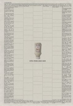 Brilliant use of personal ads' space by Heinz to get their message across.