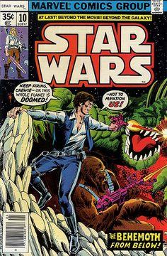Star Wars 10: Behemoth from the World Below